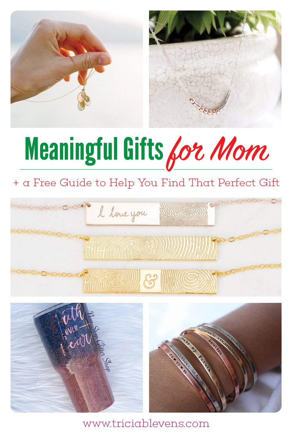 Perfect Thoughtful And Custom Gifts Mom Will Love